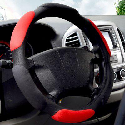 BT001 Four Season Universal Round Car Steering Wheel Cover