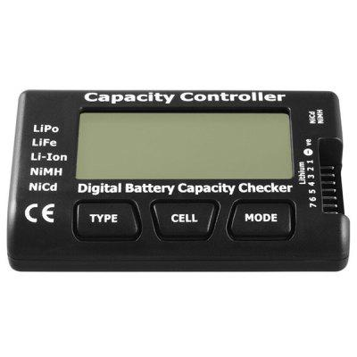 Universal RC Digital Cell Battery Capacity Checker