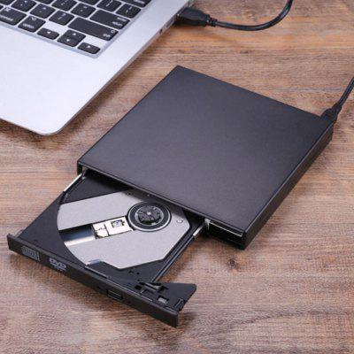 CD / DVD USB Mobile External Optical Drive Recorder for Computer