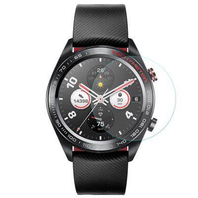 Hat-Prince Smart Watch 0.2mm 9H 2.15D Arc Edge gehard glas beschermfolie voor Honor Watch Magic