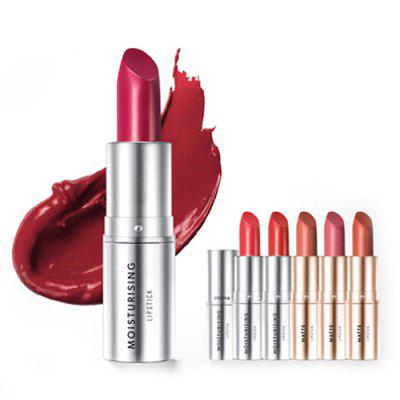 Soft Light Moisturizing Lipstick 6PCS