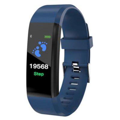 115 Plus slimme armband 0,9 inch sport-smartwatch