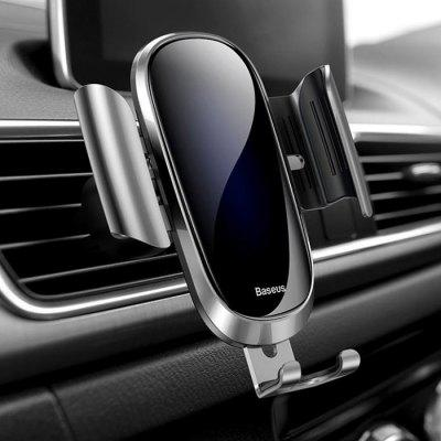 Baseus Gravity Linkage Auto Lock Air Vent Car Phone Holder Stand