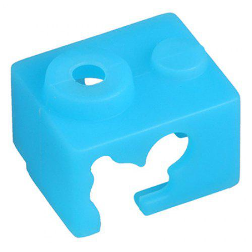 3D Printer Accessories XCR - NV6 Heating Block Aluminum Block Silicone Sleeve