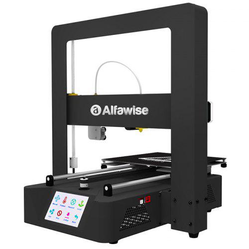 Alfawise X6A Metal Quickly 3D DIY Printer 220 x 220 x 220mm