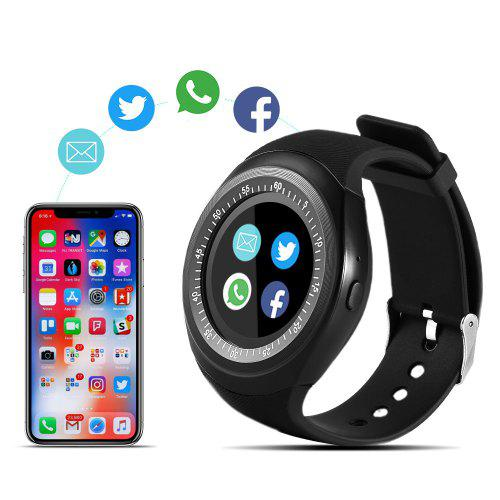 34673efe1 ... Bilikay Y1 696 Bluetooth Sport Smartwatch with Independent Phone  Function ...