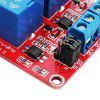 5V 12V 24V 2 Channel Level Trigger Optocoupler Relay Module for Arduino - RED