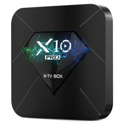 R - TV BOX X10 PRO TV Box