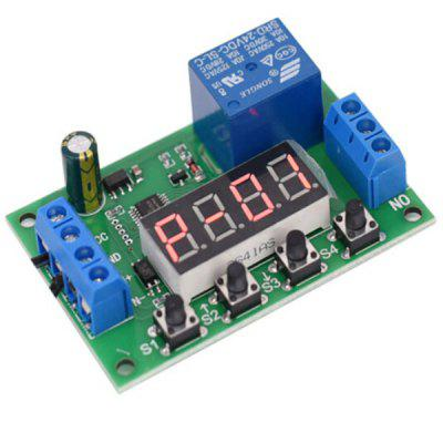 Delay Power-on Disconnect Time Relay Module