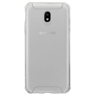 TPU Full Soft Drop-proof Transparent Phone Case for Samsung Galaxy J7 EU Version