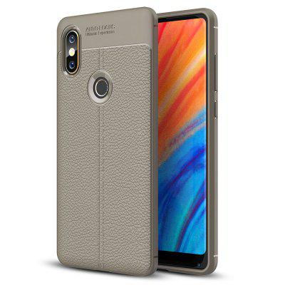 TPU Lychee Phone Case for Xiaomi Mi Mix 2S