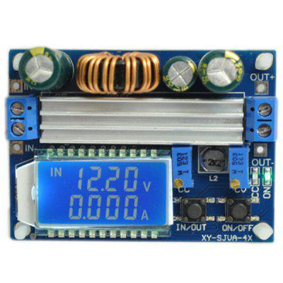 LCD Display Automatic Step-up Step-down Module 4A Lithium Battery Charging Voltage Power Display