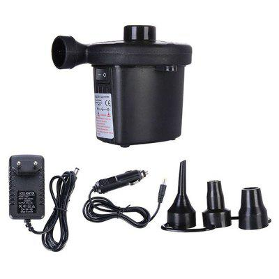Auto Cigarette Lighter AC 12V Car Electric Air Pump