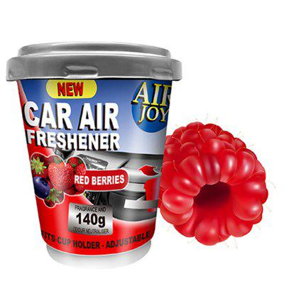 DS - 30 Gel Air Freshener Rammantic Car Aromatherapy Box