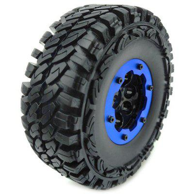 Inflatable Simulation Tire for 1.9 inch Climbing Car D90