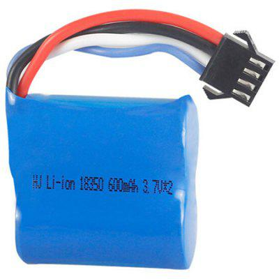 7.4V 600mAh Lithium Battery for UTI UDI001 High Speed Remote Control Boat