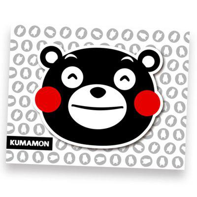 KUMAMON Cute Smile Expression Mouse Pad