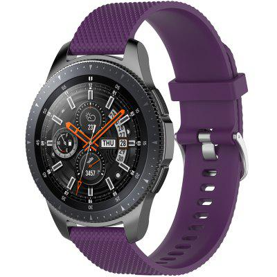 Szilikon textúrapad Samsung Galaxy Watch 46mm verzióhoz