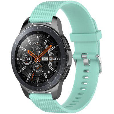Silicone Texture Strap for Samsung Galaxy Watch 46mm Version