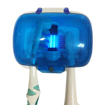 Suction Cup UV Sterilization Toothbrush Holder