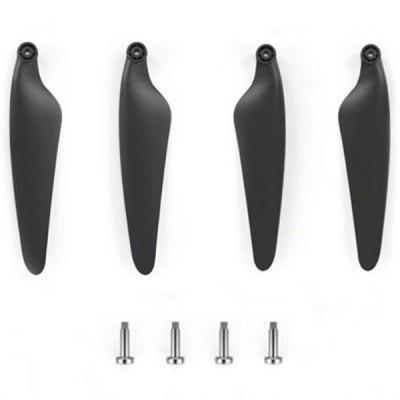 HUBSAN H117S RC Drone Quadcopter Spare Parts Quick Release Foldable Propeller Props Blades Set