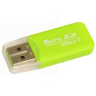 Mobile Phone Memory Card High Speed 2.0 Mini USB Card Reader