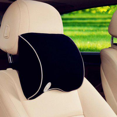 A02 Universal Car Seat Memory Foam Pillow Travel Neck Rest Pad Head Support Cushion