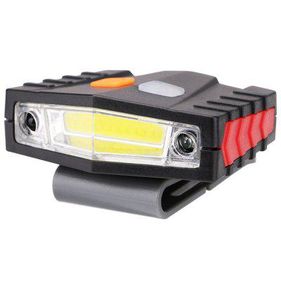 Portable Sensor Cap Clip Light LED Headlight for Outdoor
