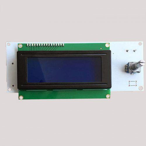 3D Printer Supplies Display Screen