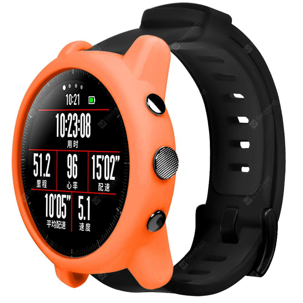 Soft Explosion-proof Silicone Protective Cover for Huami Amazfit 2
