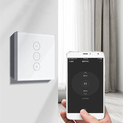 EJLINK WiFi Smart Touch Curtain Switch