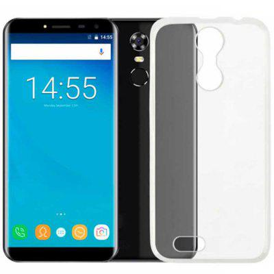 Naxtop TPU Soft Back Cover Phone Case for OUKITEL C8