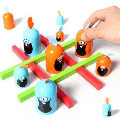 Gobblet Gobblers Chicken Family Game Puzzle Toy Gift