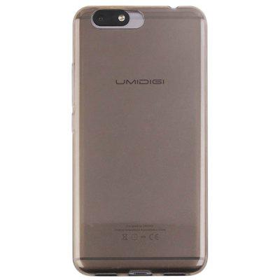 Naxtop TPU Soft Cover hoes voor Umidigi C Note