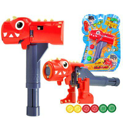 Creative Changeable Hammer Deformation Delta Dragon Toy