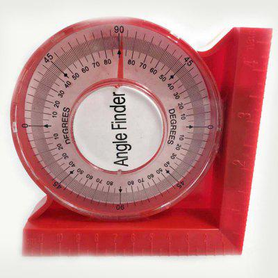 90 Degrees Protractor Angle Meter