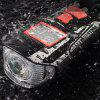Waterproof USB Rechargeable Night Cycling Lights - RED