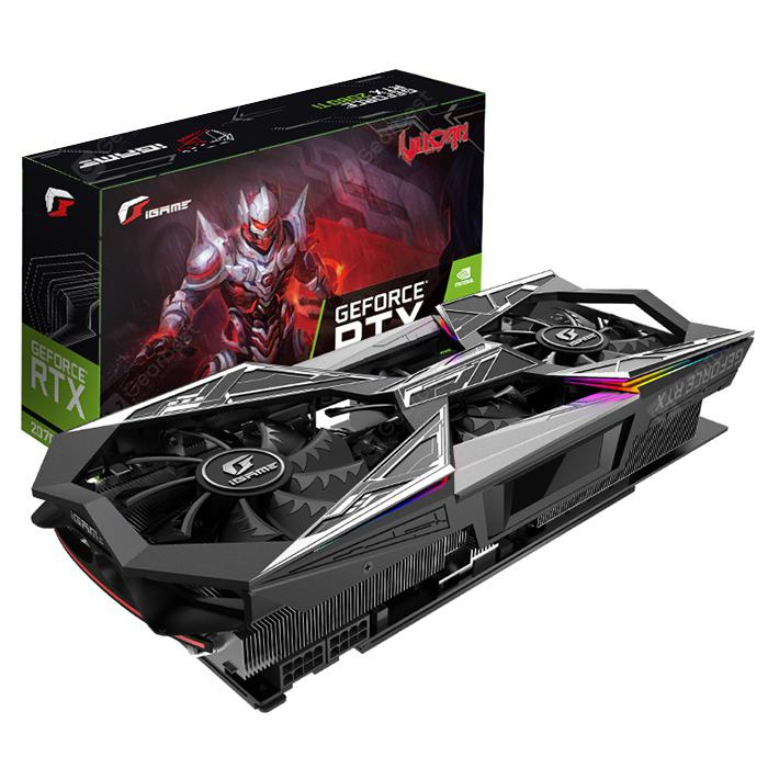 Colorful iGame GeForce RTX 2070 Vulcan X OC Graphics Card