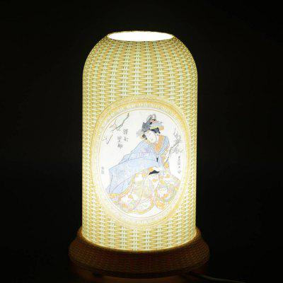 Qinyuan LED Table Decoration Customizable Lamp