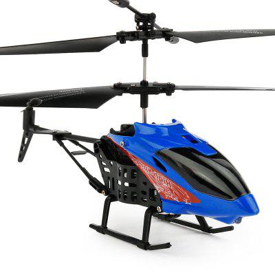 JX - 807 2CH Mini RC Helicopter Wearable Toy Gift voor nieuwe spelers