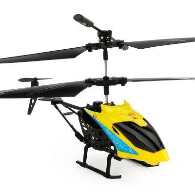JX - 807 2CH Mini RC Helicopter Wearable Toy Gift for New Players