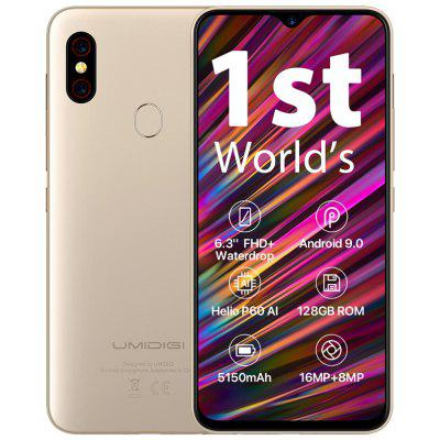 UMIDIGI F1 4G Phablet Other Area