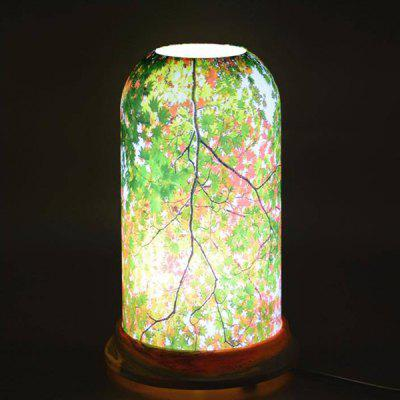 Qinyuan LED Table Home Decoration Customizable Lamp