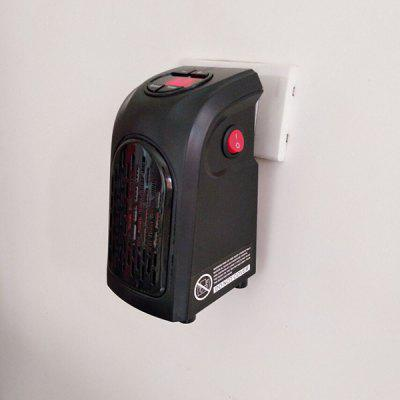 Mini Electric Heater Portable Wall Plug Warmer