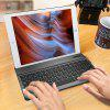 Ultra-thin Bluetooth Keyboard for 9-inch Tablets - ROSE GOLD