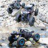Large Children's Toy 1:10 Off-road Remote Control Car - RED