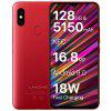 UMIDIGI F1 4G Phablet Other Area - LAVA RED