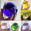 Home Decoration Ornament Decorative Crystal Ball - BLUE