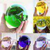 Home Decoration Ornament Decorative Crystal Ball - GREEN