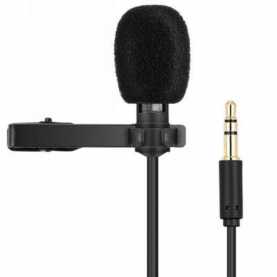 3.5mm Sports Camera Lavalier Microphone for GoPro